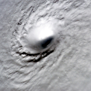 Hurricane Wilma Eye